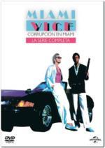 Miami Vice  Temporadas 1 - 5 + piloto - DVD