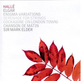 Enigma variations op.36