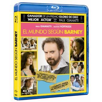 El mundo según Barney - Blu-Ray