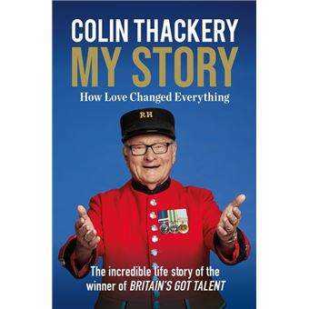 Colin Thackery – My Story