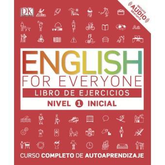 English For Everyone (Edición en español) Nivel inicial 1. Libro de ejercicios