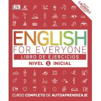 English For Everyone (Edición en español) Nivel inicial 1. Libro de ejercicios