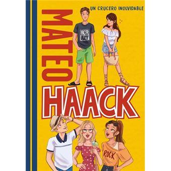 Un crucero inolvidable (Mateo Haack 2)