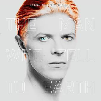 The Man Who Fell To Earth B.S.O. - Vinilo