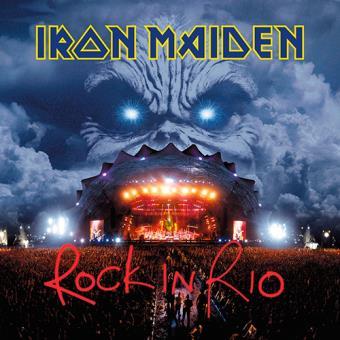Rock In Rio - Vinilo