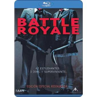 Battle Royale - Blu-Ray