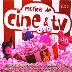 Musica de cine y tv 2cd