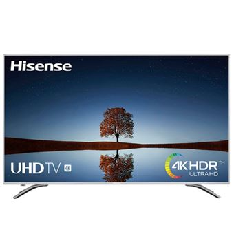 TV LED 65'' Hisense 65A6500UHD 4K UHD HDR Smart TV
