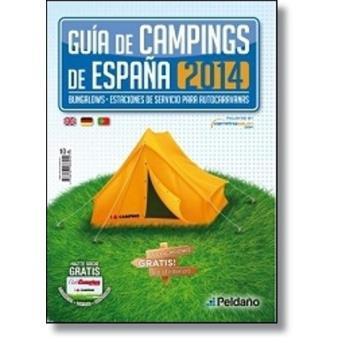Guía de campings de España 2014