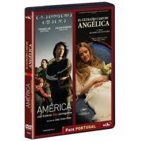 Pack Portugal: América + El extraño caso de Angélica - DVD