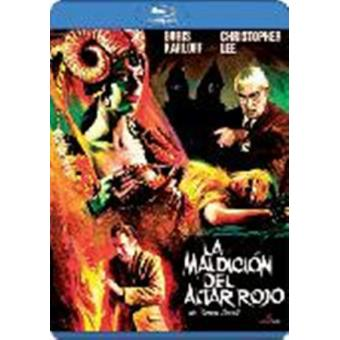 La maldición del altar rojo - Blu-Ray