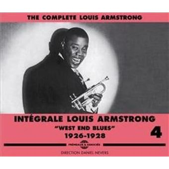 Complete Louis Armstrong Vol 4