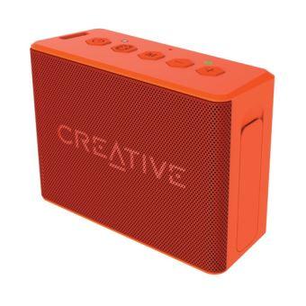 Altavoz Bluetooth Creative MUVO 2c Naranja
