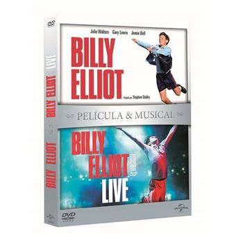 Pack Billy Elliot - Película + Musical - DVD