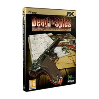 Death to Spies Oro FX Premium PC