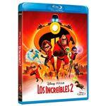 Los Increíbles 2 - Blu-Ray
