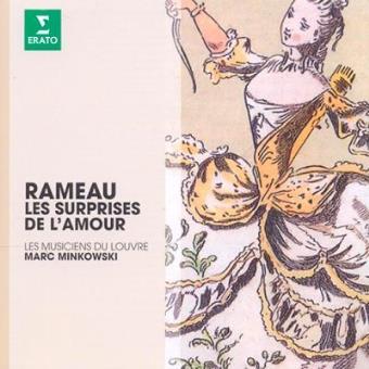 Rameau. Les surprises de l'amour