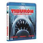 Pack Tiburón  2-4 - Blu-ray