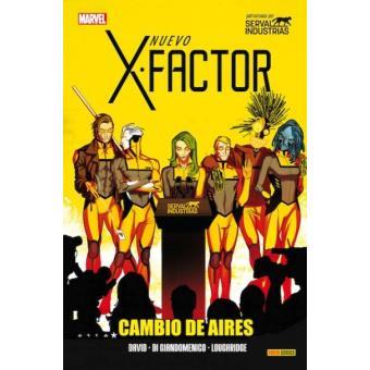 Nuevo X-Factor 9