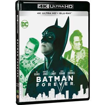 Batman Forever - UHD + Blu-Ray