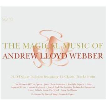 Magical Music Of Andrew Lloyd Webber