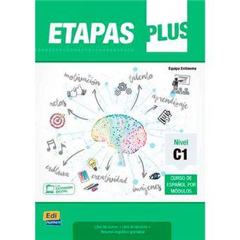 Etapas Plus C1 - Libro del alumno + Ejercicios + CD