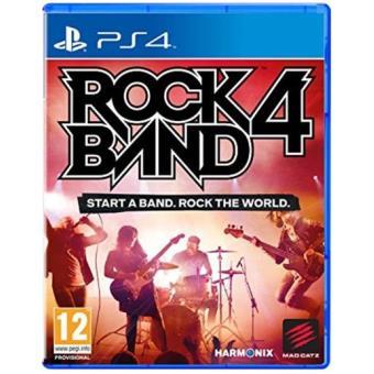 Rock Band 4 PS4