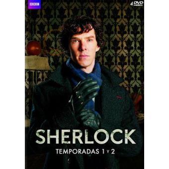 Sherlock - Temporadas 1 y 2 - DVD