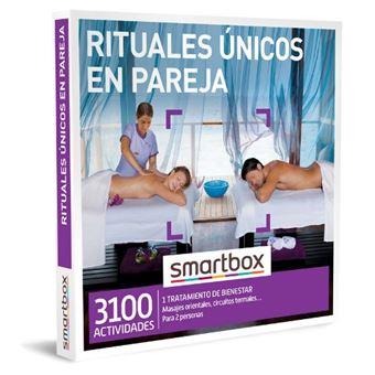 Caja Regalo Smartbox - Rituales únicos en pareja