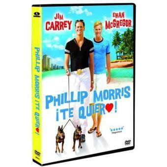 Phillip Morris ¡Te quiero! - DVD