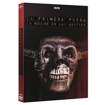 La noche de las bestias: La primera purga - DVD