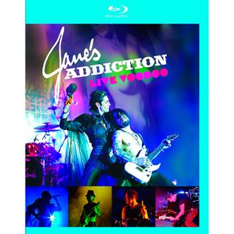 Live Voodoo (Blu-Ray)