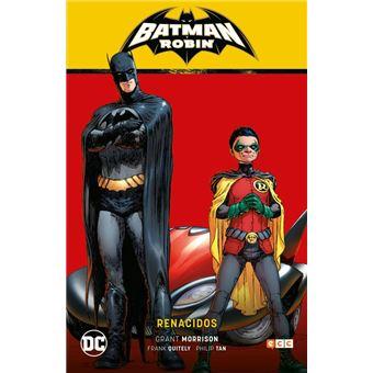 Batman y Robin vol. 01