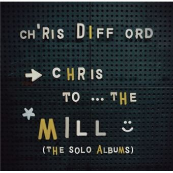 Box Set Chris To The.. - Vinilo