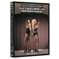 Los caballeros las prefieren rubias - DVD