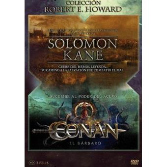Pack Robert E. Howard: Solomon Kane + Conan, el bárbaro - DVD