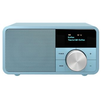 Radio Bluetooth Sangean DDR-7 Azul