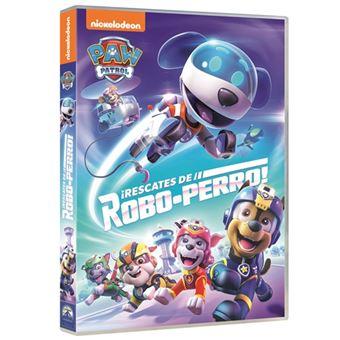 Paw Patrol 23: Rescates de Robo-perro - DVD