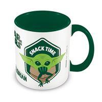Taza Star Wars The Mandalorian - Baby Yoda Snack time