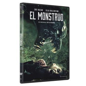 El monstruo (The Monster) - DVD