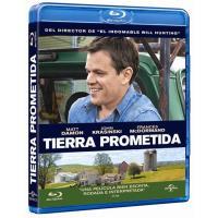 Tierra prometida - Blu-Ray
