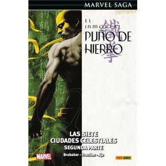 Marvel Saga. El Inmortal Puño de Hierro   3