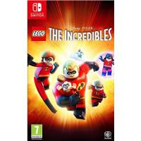 LEGO: Los Increíbles - Nintendo Switch