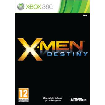 X-Men Destiny Xbox 360