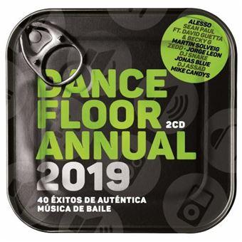 Dancefloor annual 2019 - 2 CD
