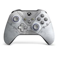 Mando inalámbrico Microsoft Gears 5 Plata para Xbox One