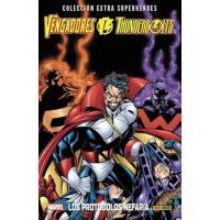 Los Vengadores / Thunderbolts. Los Protocolos Nefaria. Colección Extra Superhéroes