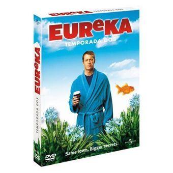 Eureka - Temporada 2 - DVD