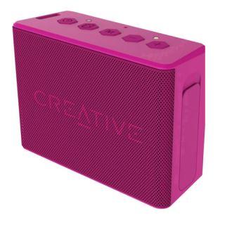 Altavoz Bluetooth Creative MUVO 2c Rosa