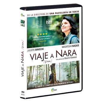 Viaje a Nara - DVD